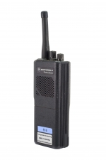 Rent the Motorola GP300 two-way radio