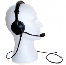 Motorola overhead boom headset (medium)